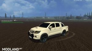 Toyota Hilux City v 1.2, 1 photo