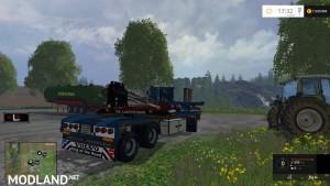 Volvo F12 HKL v 1.0 Multi Container, 3 photo