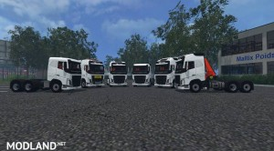 Volvo FH 750 Pack v 3.0