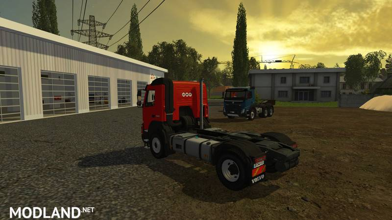 Volvo fmx tracteur v 1 0 mod for farming simulator 2015 - Tracteur cars ...