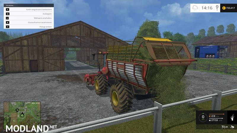 Caseih Mower L32000 V 1 0 Mod For Farming Simulator 2015