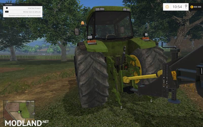 John Deere 8410 Mod For Farming Simulator 2015 15 Fs
