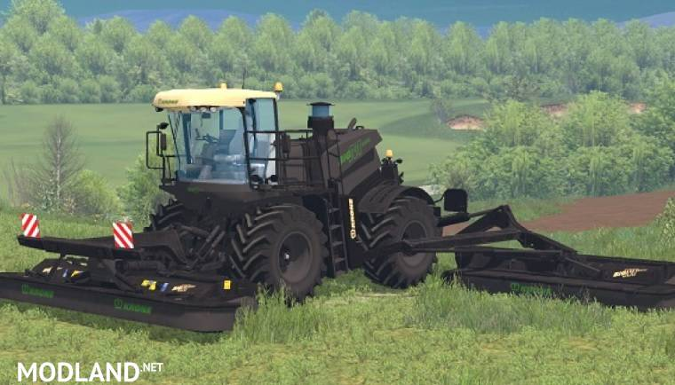 Krone BigM500 Black