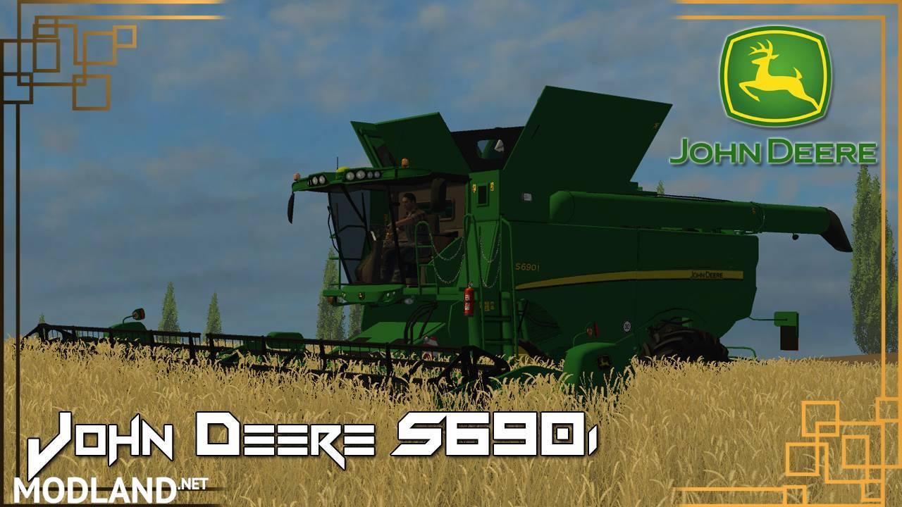 FS15 Joh Deere S690i