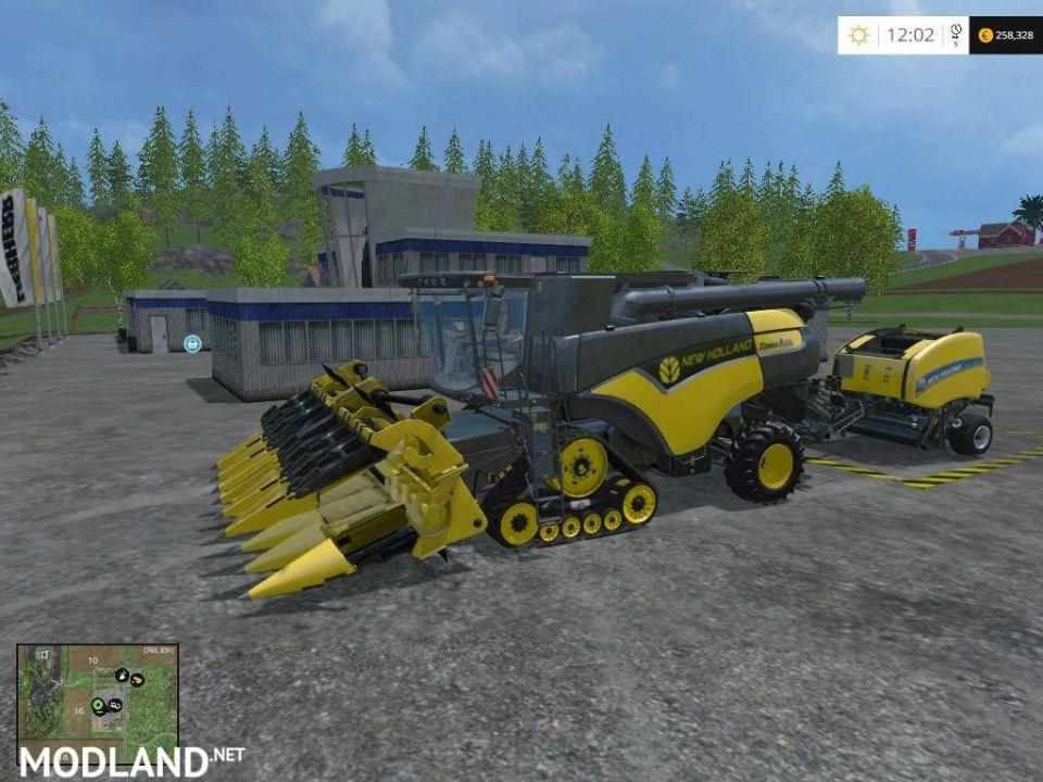 New Holland CR 1099 Terra Flex