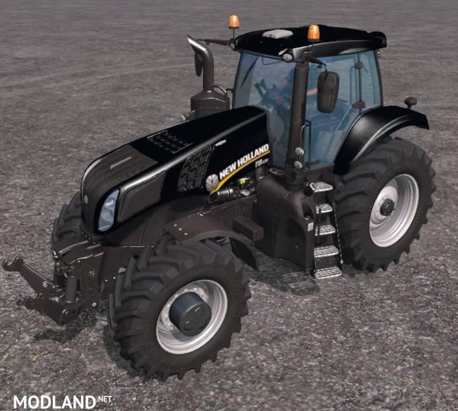 New Holland T8.435 Black
