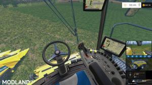 New Holland CR10.90 Monitored v 2.0, 3 photo