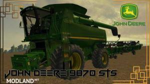 JOHN DEERE 9870 STS v 1.0, 1 photo