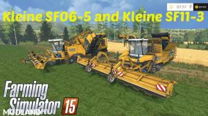 Kleine Harvester Pack v 1.0, 1 photo