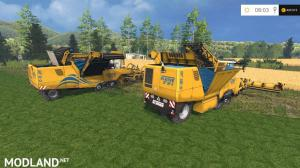 Kleine Harvester Pack v 1.0, 2 photo