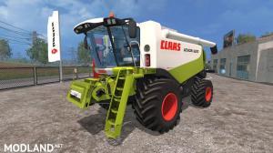 Claas Lexion 600, 1 photo