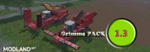 Grimme Pack v 1.3, 1 photo