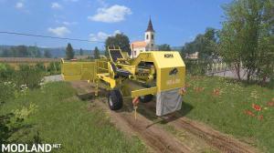 Ropa Tiger Potato Harvester v 1.0, 2 photo
