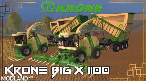 Krone BiG X 1100 v 1.0, 1 photo