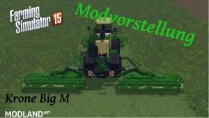 Krone Big M500, 7 photo