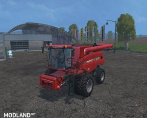 Case IH Axial Flow 9230 Twin Wheels Edition v 1.1, 1 photo