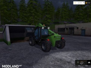 Deutz-Fahr Agrovector 37.7 v 1.0, 2 photo