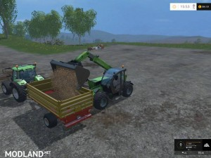 Deutz-Fahr Agrovector 37.7 v 1.0, 4 photo