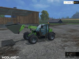 Deutz-Fahr Agrovector 37.7 v 1.0, 5 photo