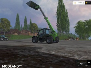 Deutz-Fahr Agrovector 37.7 v 1.0, 1 photo