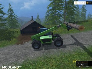 Deutz-Fahr Agrovector 37.7 v 1.0, 6 photo