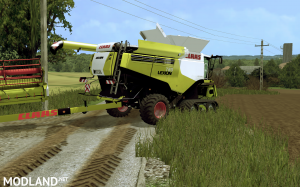 Claas Lexion 760TT Washable + FULL, 2 photo