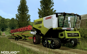 Claas Lexion 760TT Washable + FULL, 3 photo