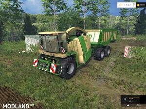 Krone BIG X 650 Cargo v 4.3b, 8 photo