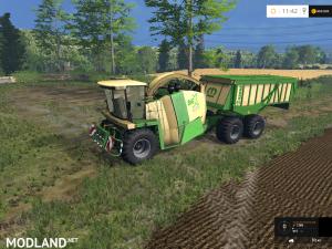 Krone BIG X 650 Cargo v 4.3b, 5 photo