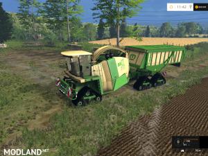 Krone BIG X 650 Cargo v 4.3b, 1 photo