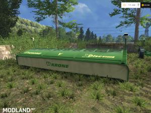 Krone BIG X 650 Cargo v 4.3b, 2 photo