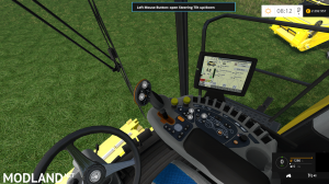New Holland Combine CR v 1.3, 3 photo