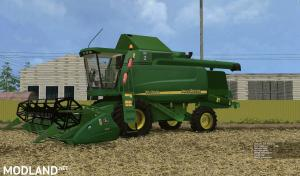 John deere 9640WTS v 2.1, 1 photo