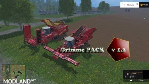 Grimme PACK v 1.2, 1 photo