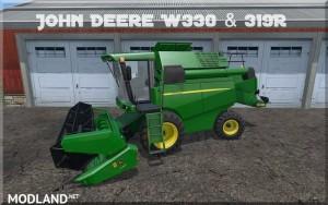 John Deere W330, 7 photo