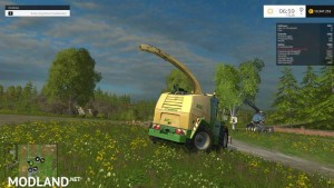 Krone BIG X 1100 Crusher v1.0 BETA, 9 photo