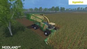 Krone BIG X 650 Cargo v 3.0 Beta, 2 photo