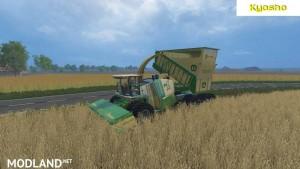 Krone BIG X 650 Cargo v 3.0 Beta, 3 photo