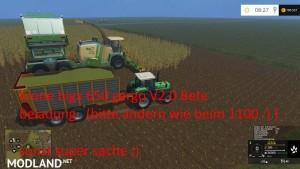 Krone BIG X 650 Cargo v 3.0 Beta, 5 photo