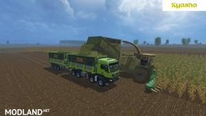 Krone BIG X 650 Cargo v 3.0 Beta, 1 photo