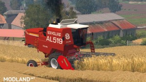 New Holland AL Pack - Autoleveling Combines v 1.0, 3 photo
