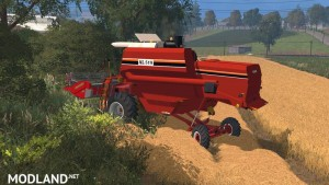 New Holland AL Pack - Autoleveling Combines v 1.0, 4 photo