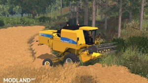 New Holland AL Pack - Autoleveling Combines v 1.0, 1 photo