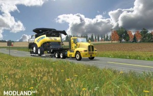 New Holland CR Combine Pack v 1.0