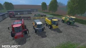 Rental Harvester Pack v2.0, 1 photo