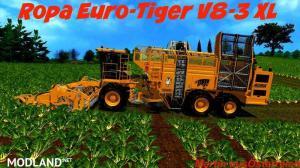 Combines Ropa Euro Tiger Set XL V8, 1 photo