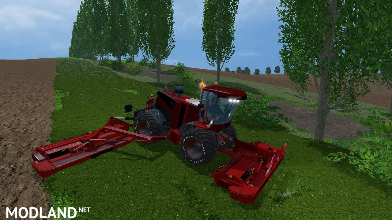 Red Crown Big M500 Spezial v 2.0 by Eagle355th