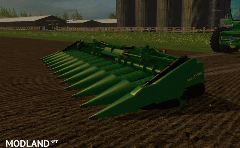 John Deere 980CF12