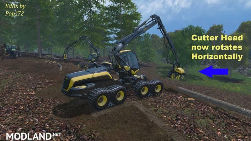 John Deere Sprayer >> Ponse Scorpion Revised v 1.1 Hotfix mod for Farming ...