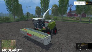 Claas Direct Disc 620 v1.1, 1 photo